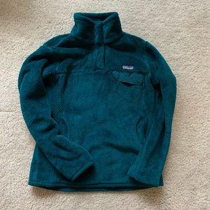 Patagonia Re-tool snap pullover size medium